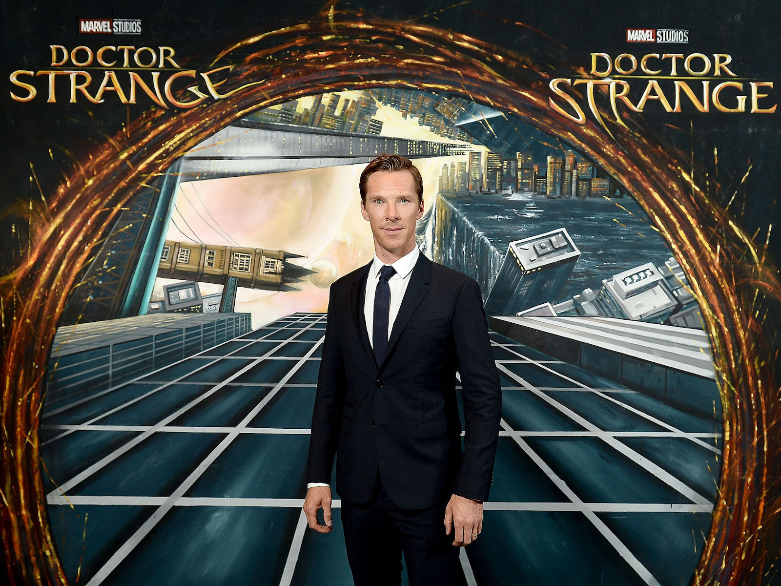 Benedict Cumberbatch Performs Dramatic Rendition of 'I'm a Little Teapot'