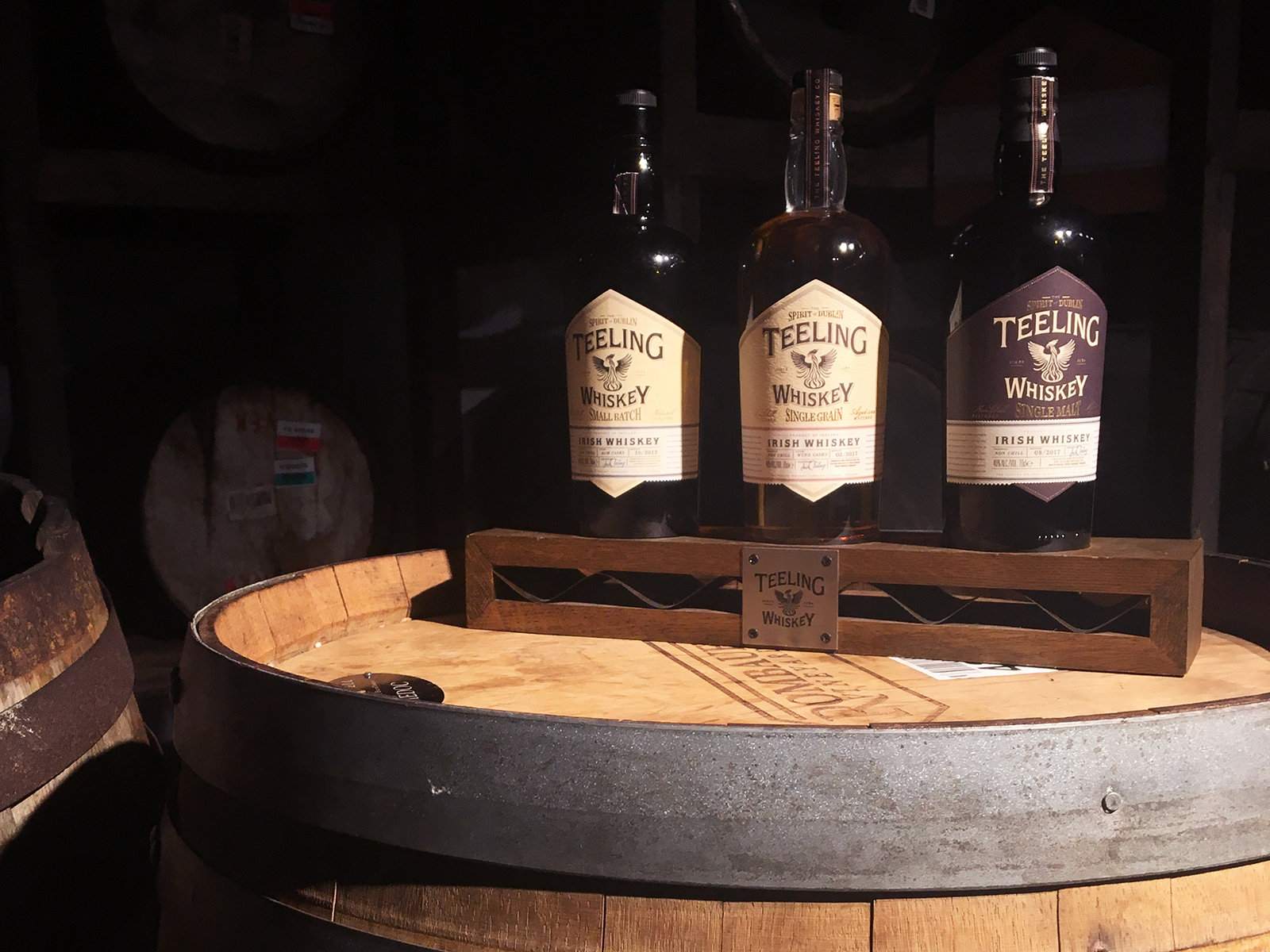 The Argument for Irish Whiskey, According to Experts from Ireland