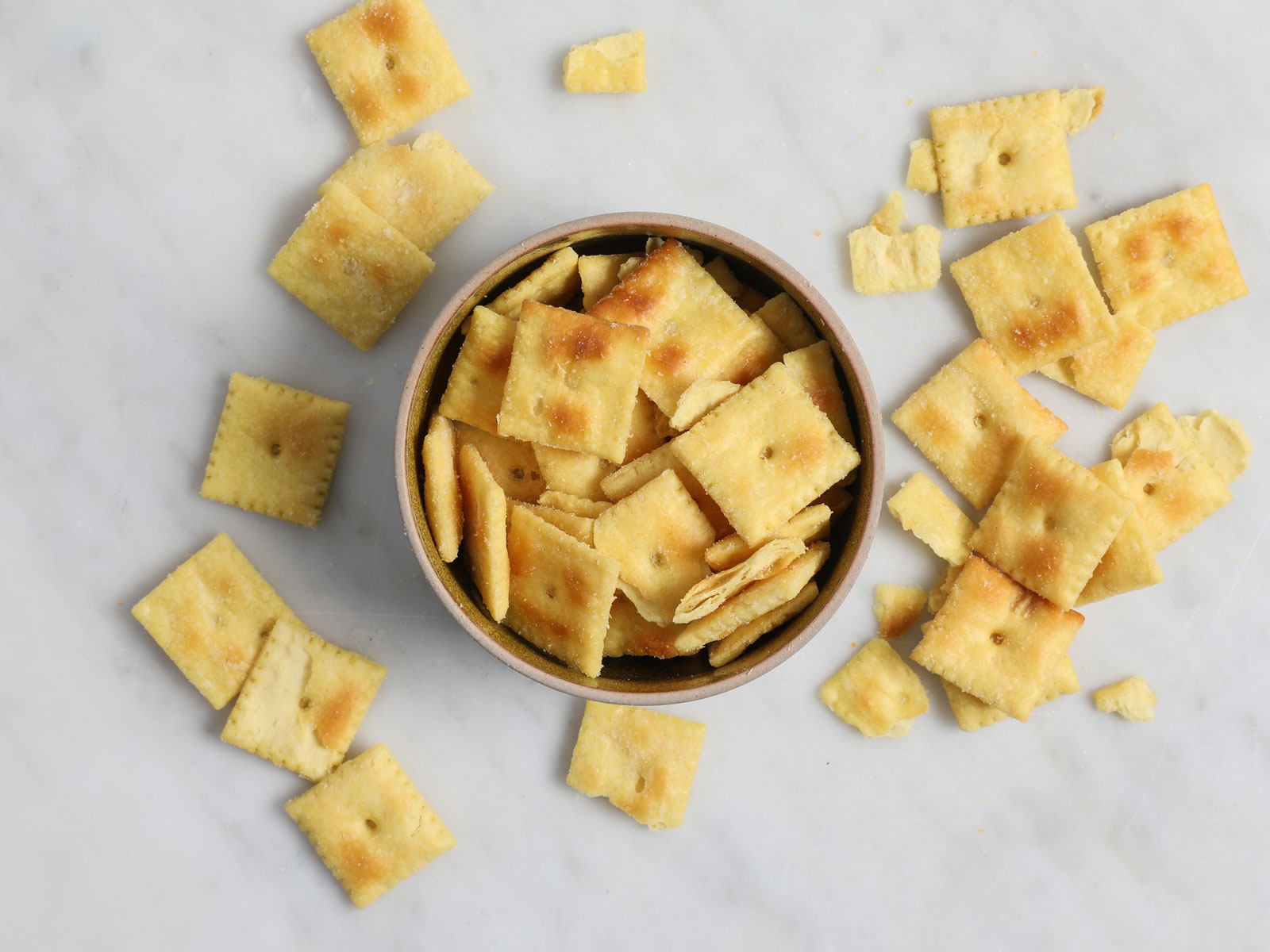 Italian Four Cheese Cheez-Its