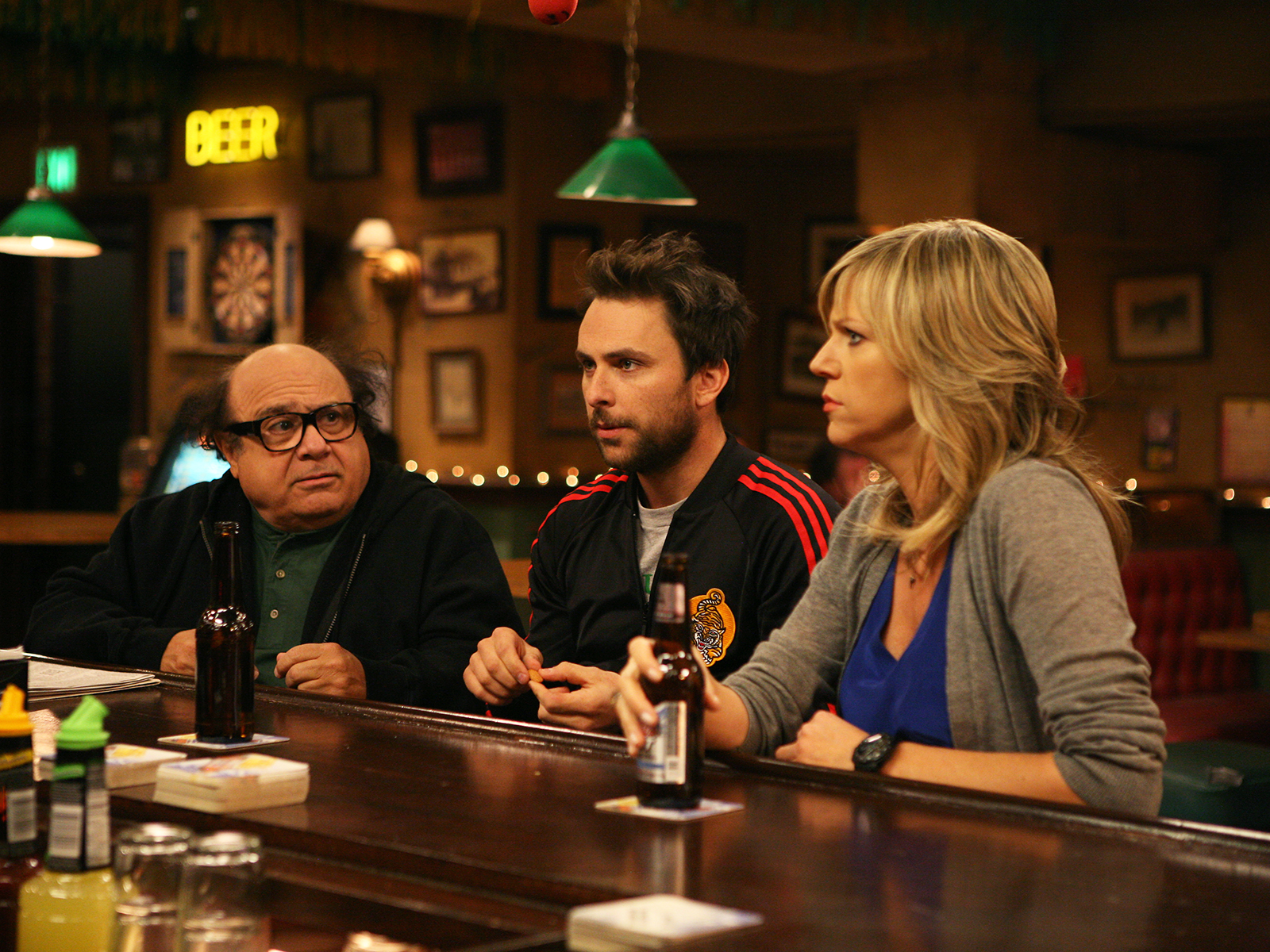 An 'Always Sunny In Philadelphia' Paddy's Pub Pop-Up Is Coming to Chicago for St. Patrick's Day