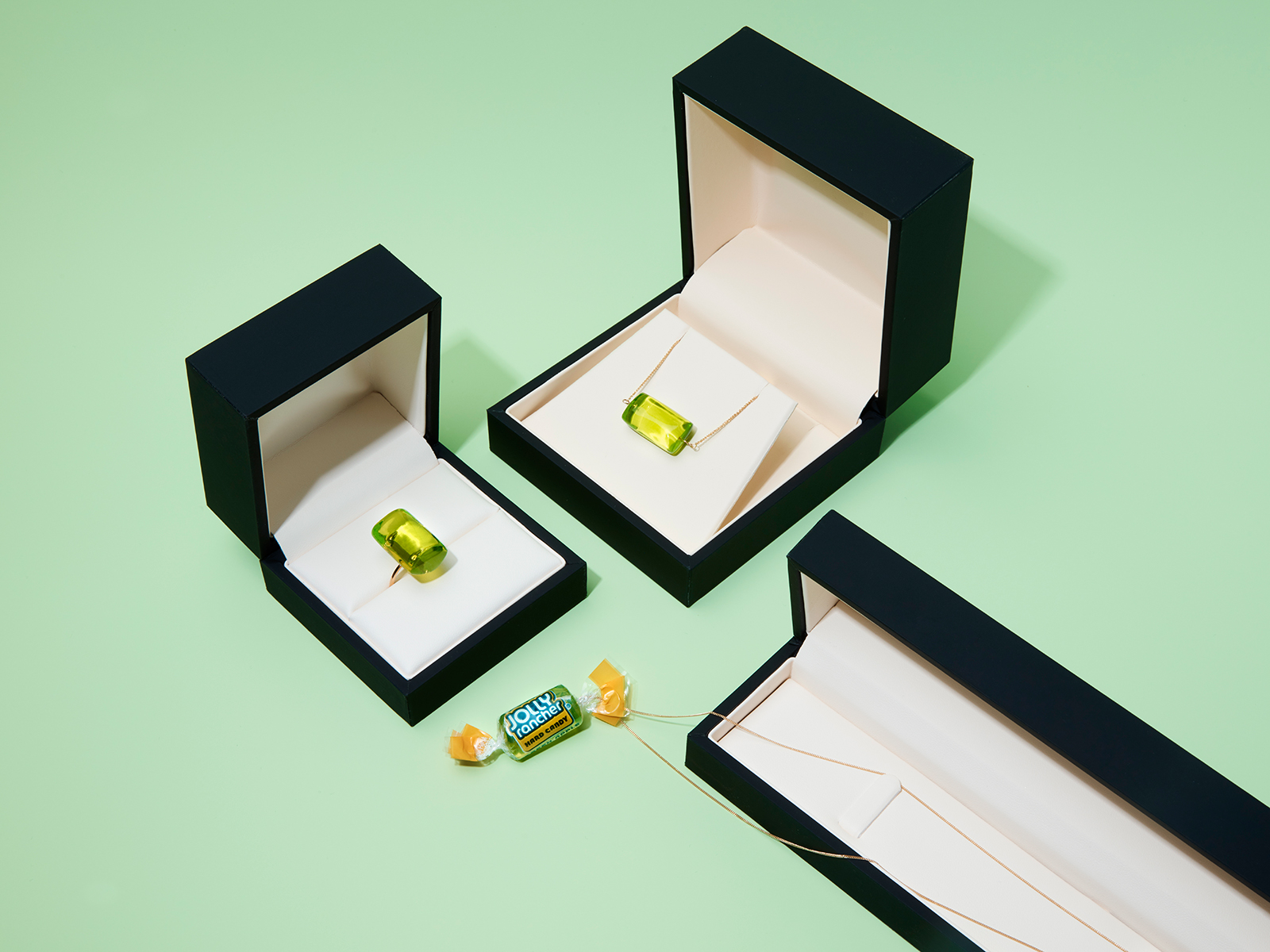 Jolly Rancher's Jewelry Collection Is the Perfect Gift for Your Sweetie