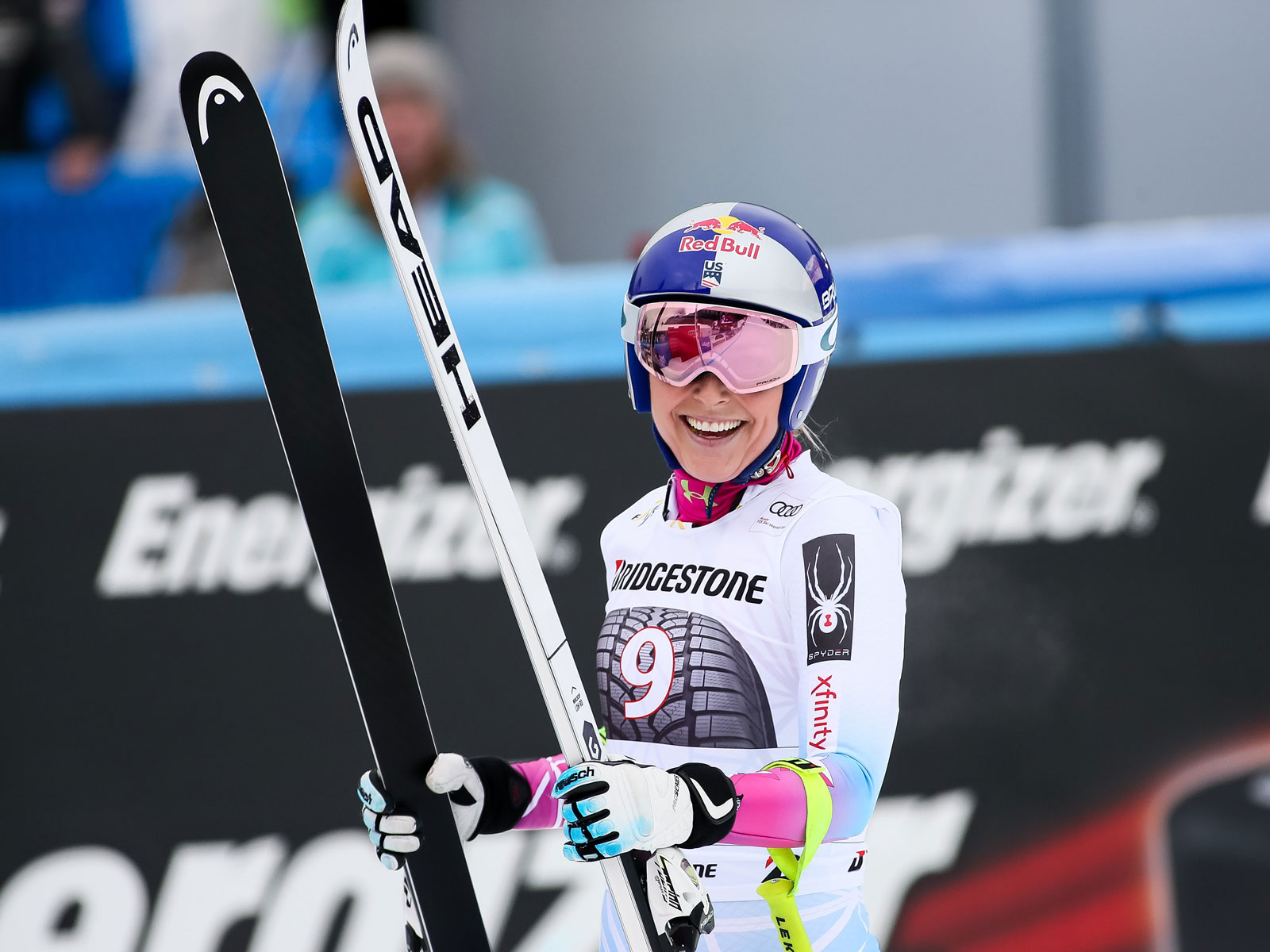 This Is Lindsay Vonn's Go-To Snack