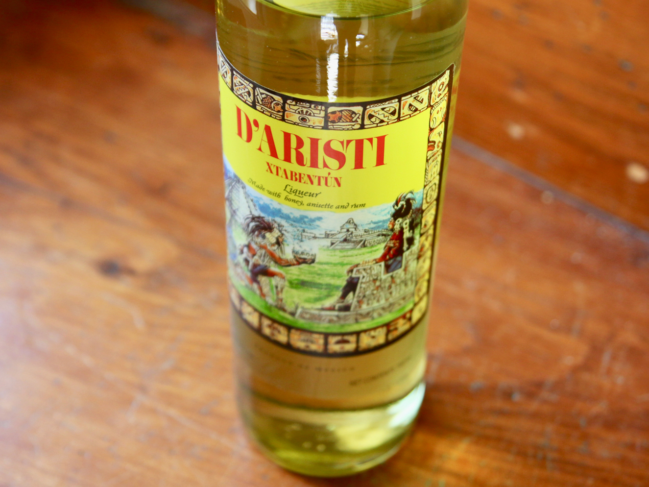 This Honey Liqueur from the Yucatan Is Our New Favorite Party Trick