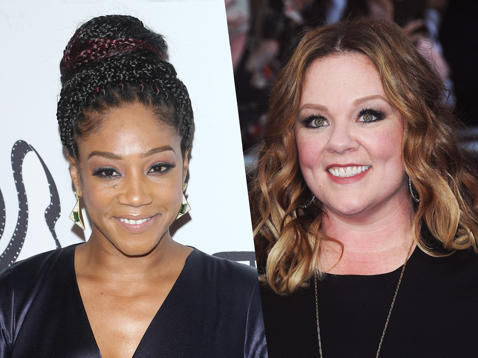 Melissa McCarthy and Tiffany Haddish to Star in 'The Kitchen'