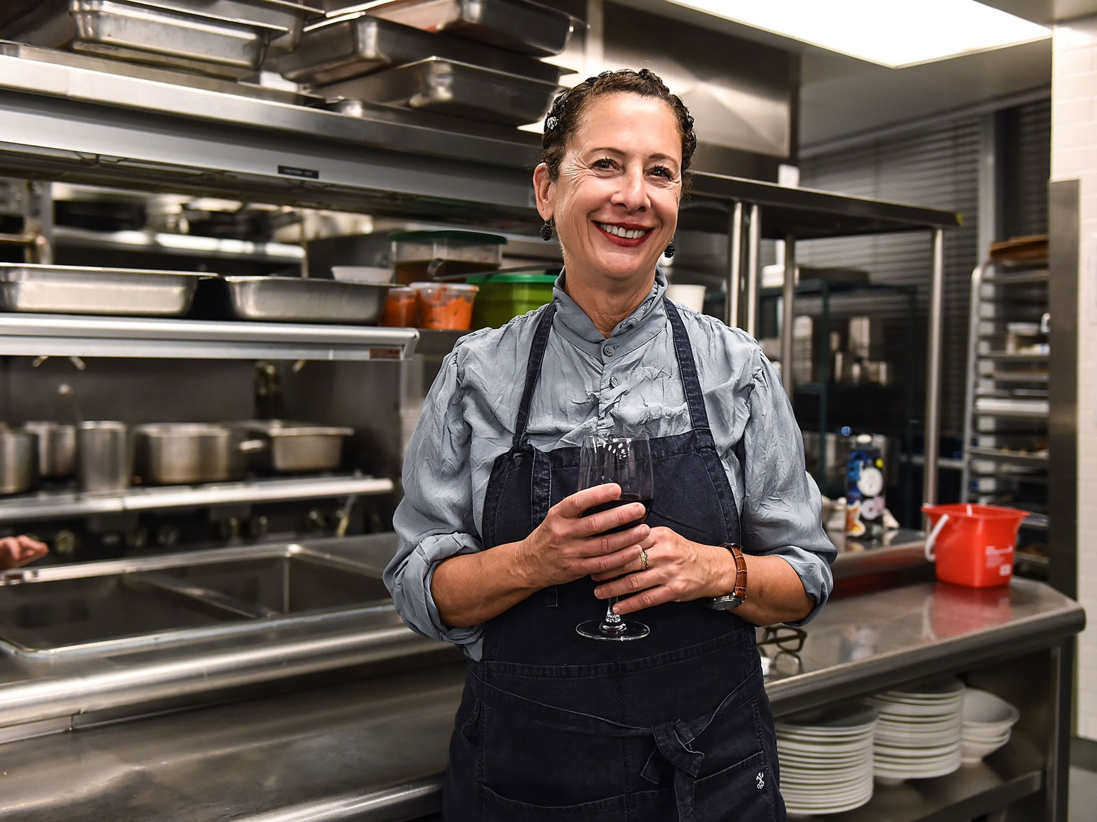 Nancy Silverton Opens New Pizza Restaurant in Los Angeles