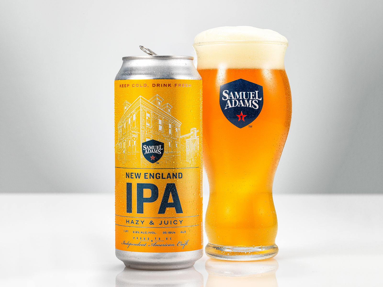 New England-Style IPAs Hit Peak Mainstream as Sam Adams Takes the Style National