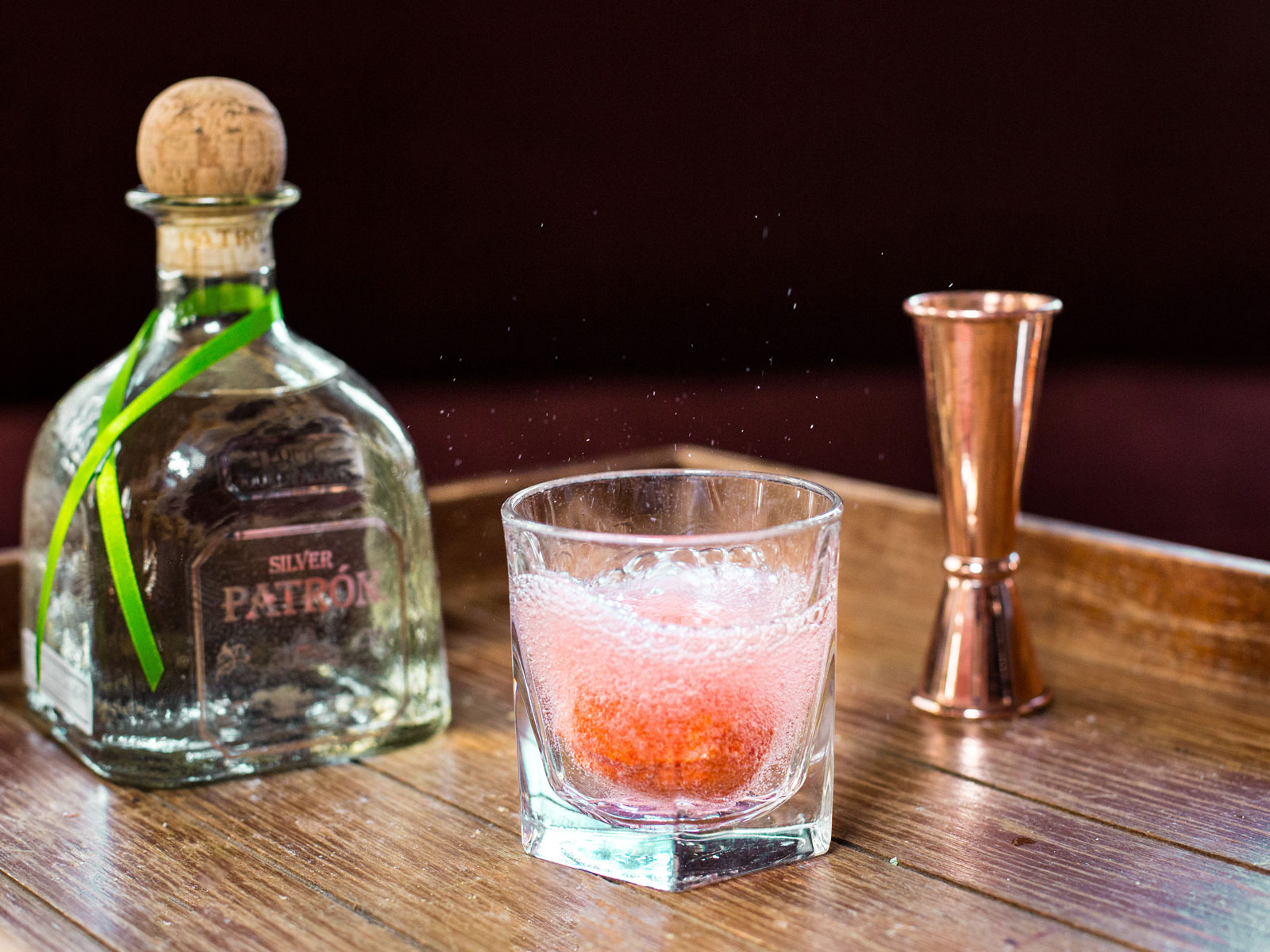 Patron Cocktail Fizzers