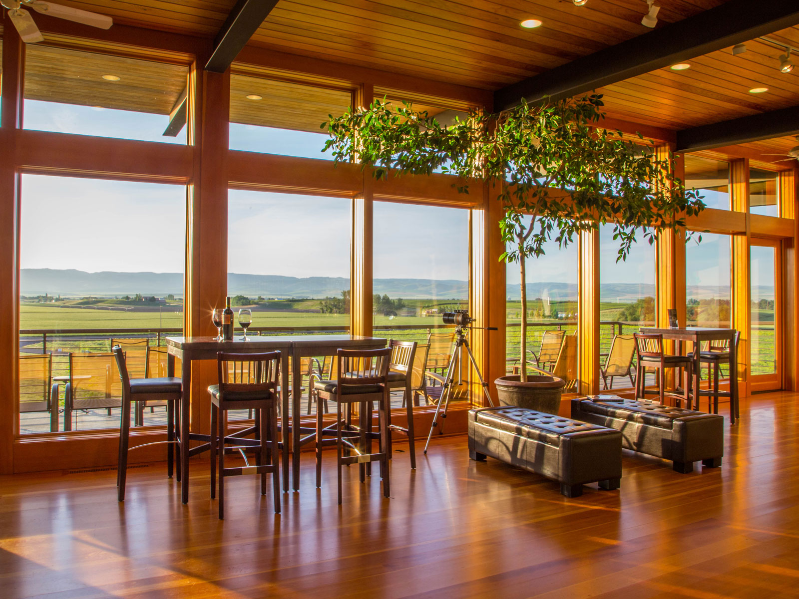 23 Wineries to Visit in Washington and Oregon