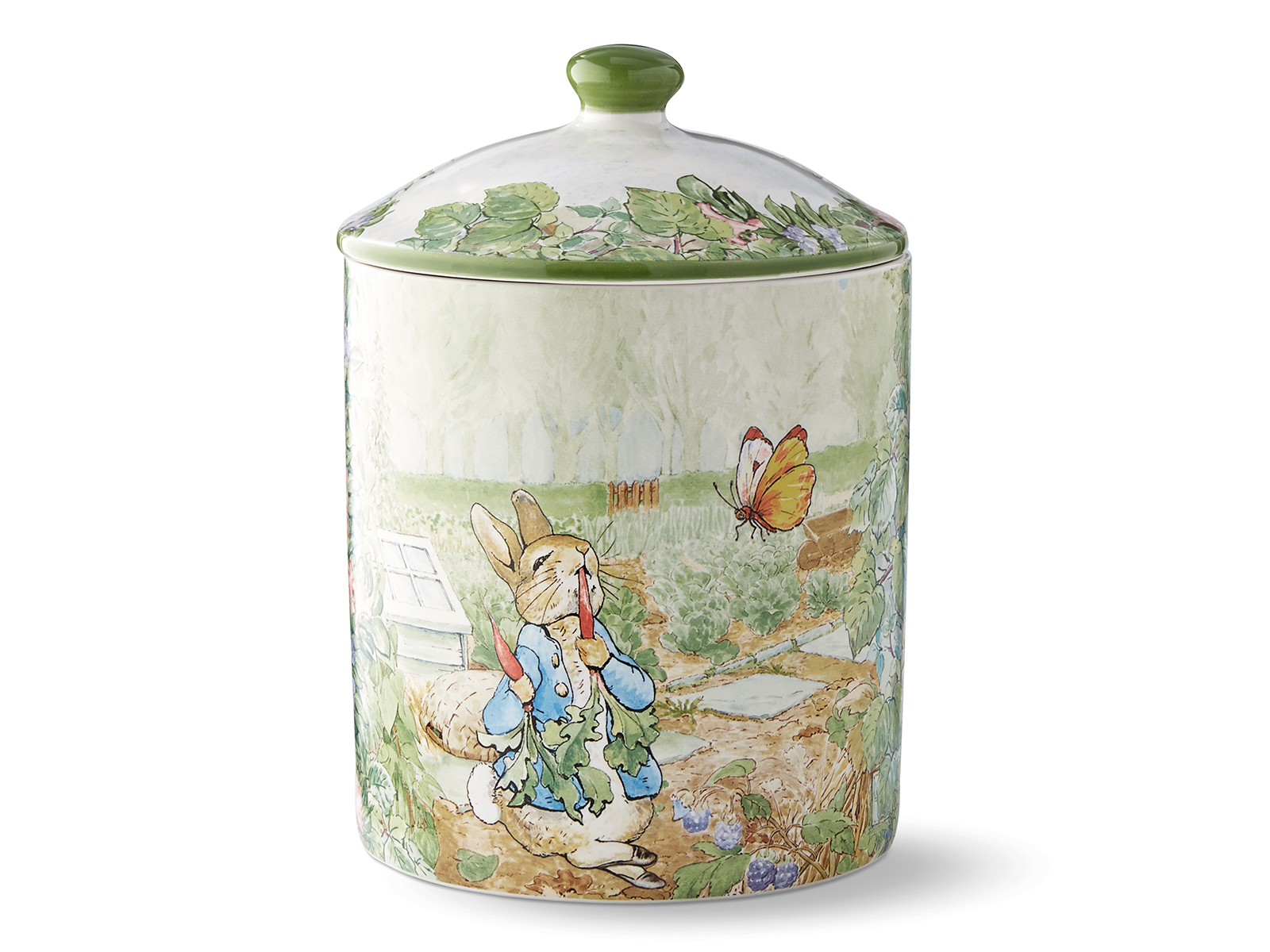 peter rabbit cookie far ceramic