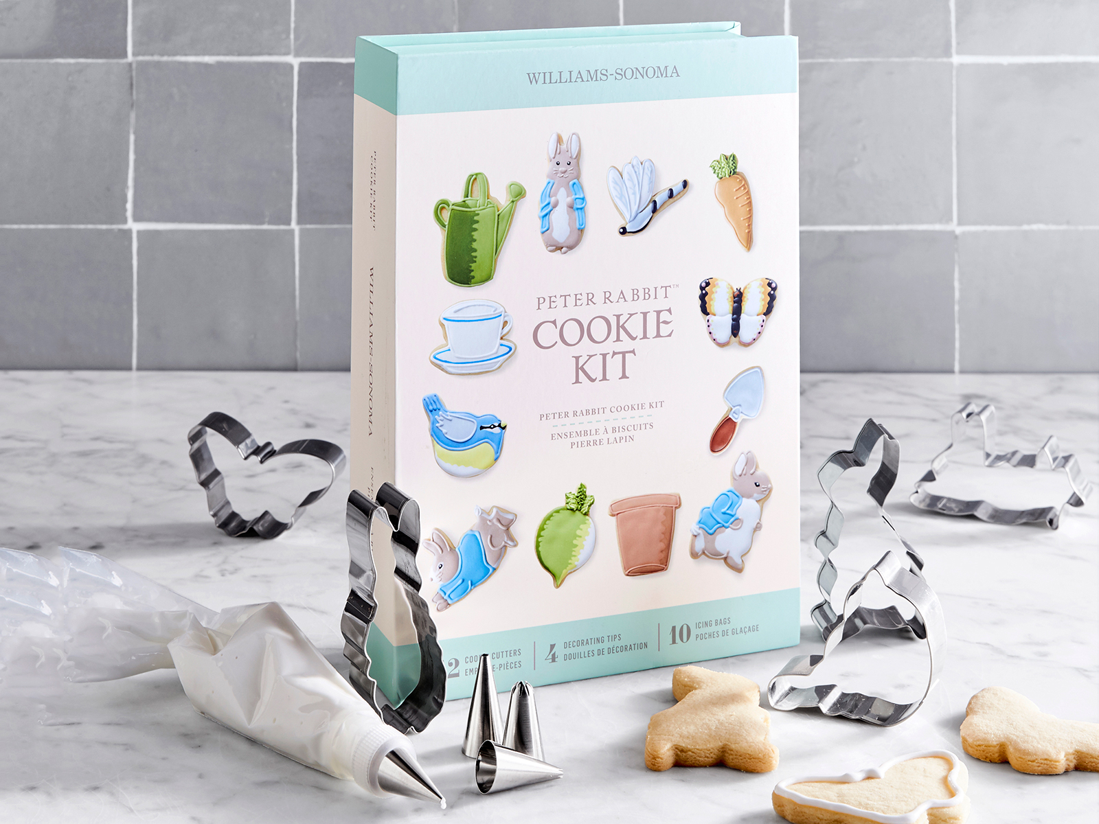 cookie decor kit