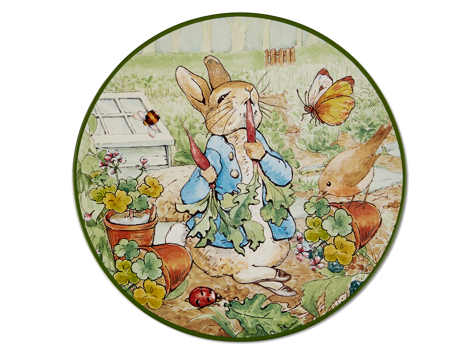 trivet peter rabbit themed
