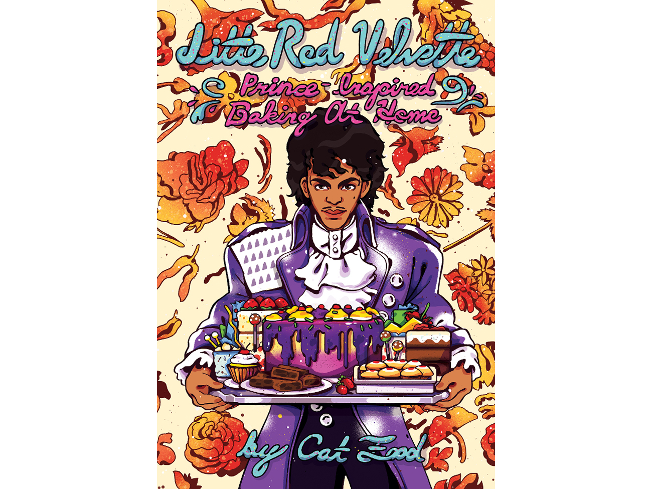 belly kids prince inspired cookbook little red velvette cover