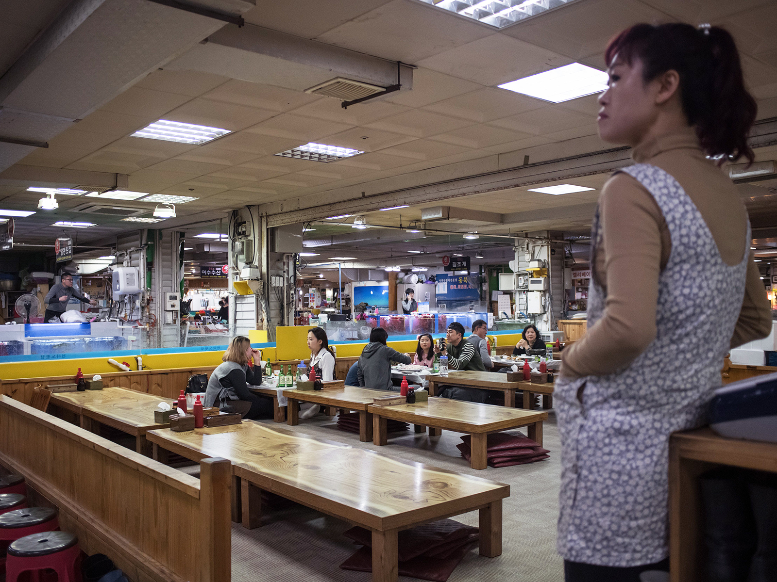 Thanks to the Olympics, Fish Market Prices Are Rising in Pyeongchang