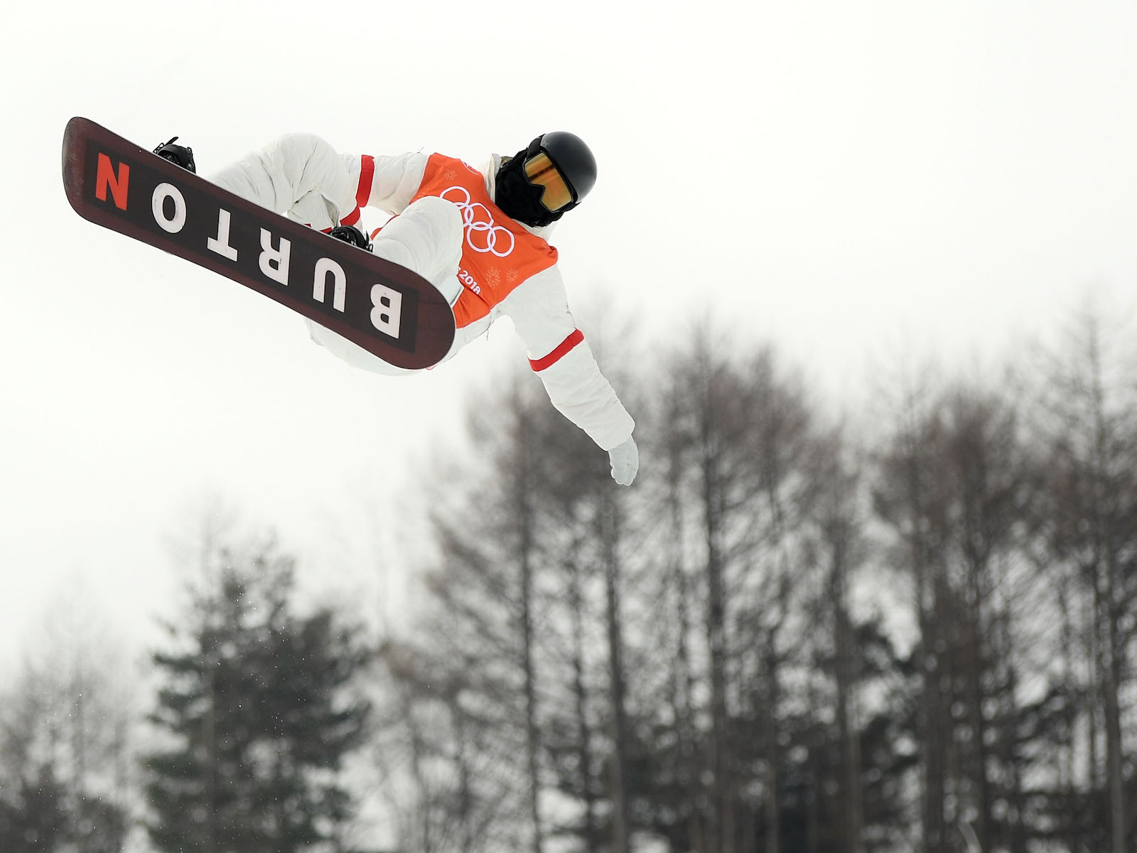 Shaun White Flying Tomato