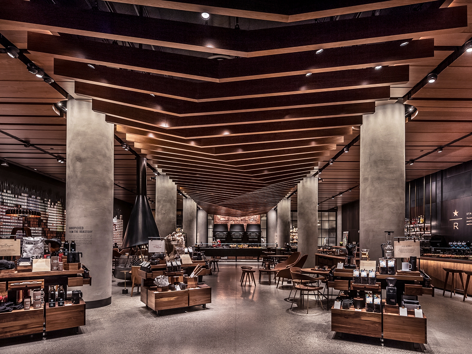 Starbucks Opened Its First Reserve Store And It Serves