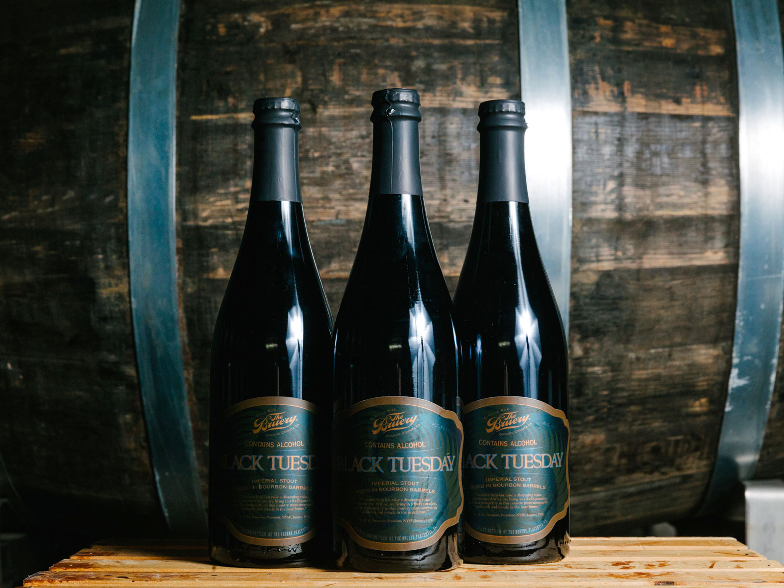 25 Exceptional Barrel-Aged Craft Beers