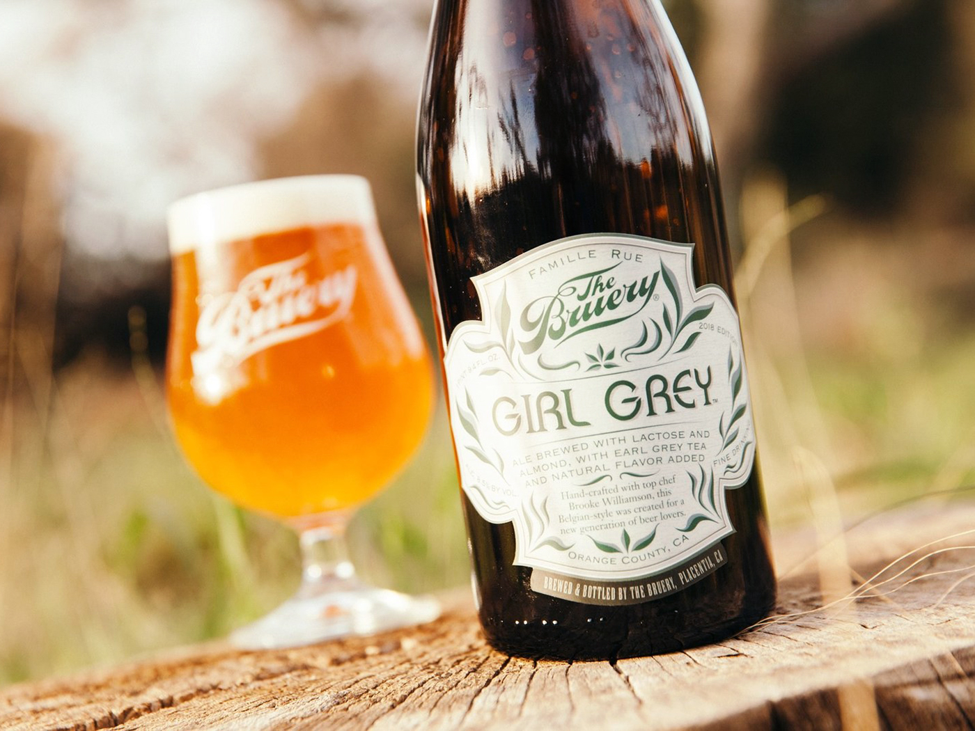 girl grey by the bruery