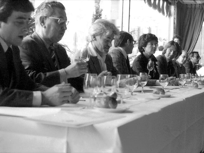 The Judgment of Paris, 1976