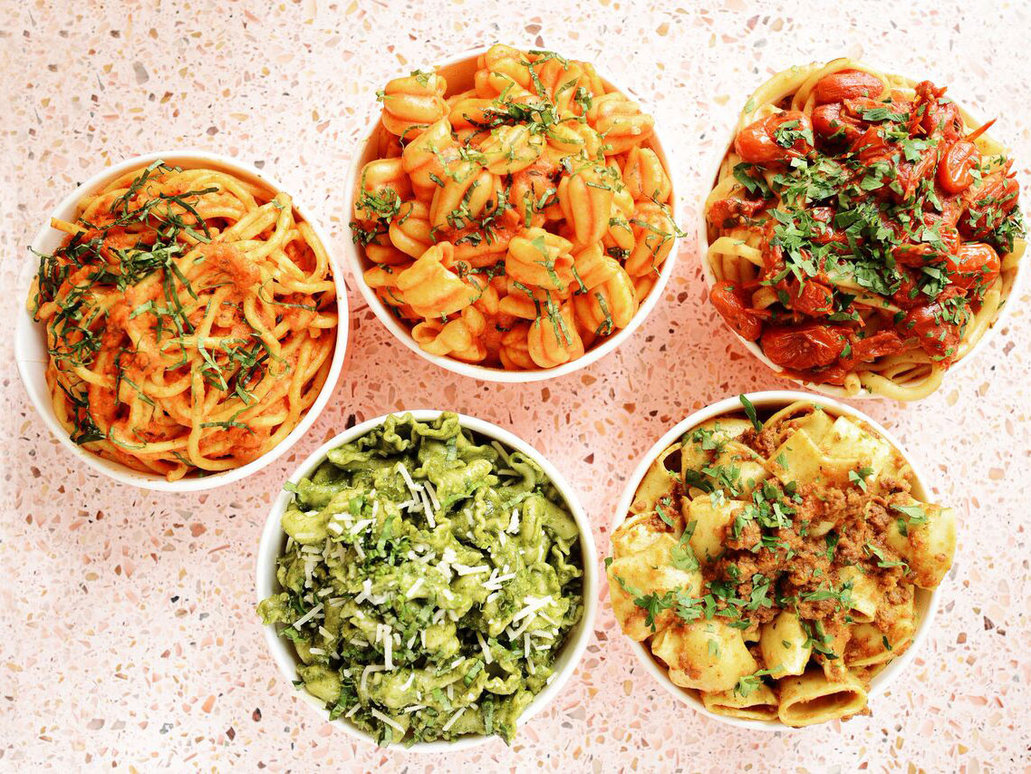 This Women-Run Pasta Shop Celebrates Carbohydrates in All Their Glory