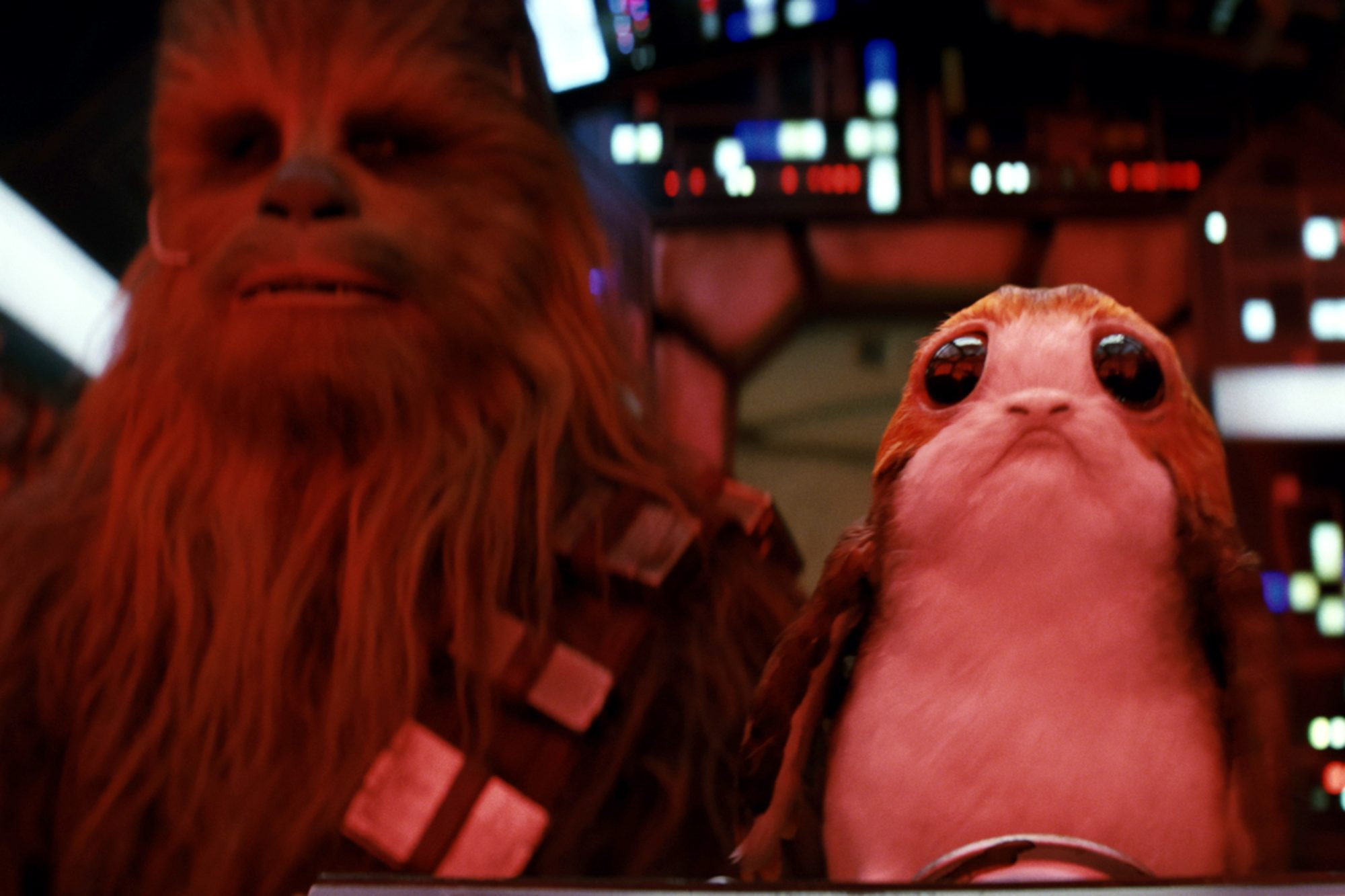 Watch 'Star Wars' director Rian Johnson slice open a 'terrifyingly realistic' porg cake