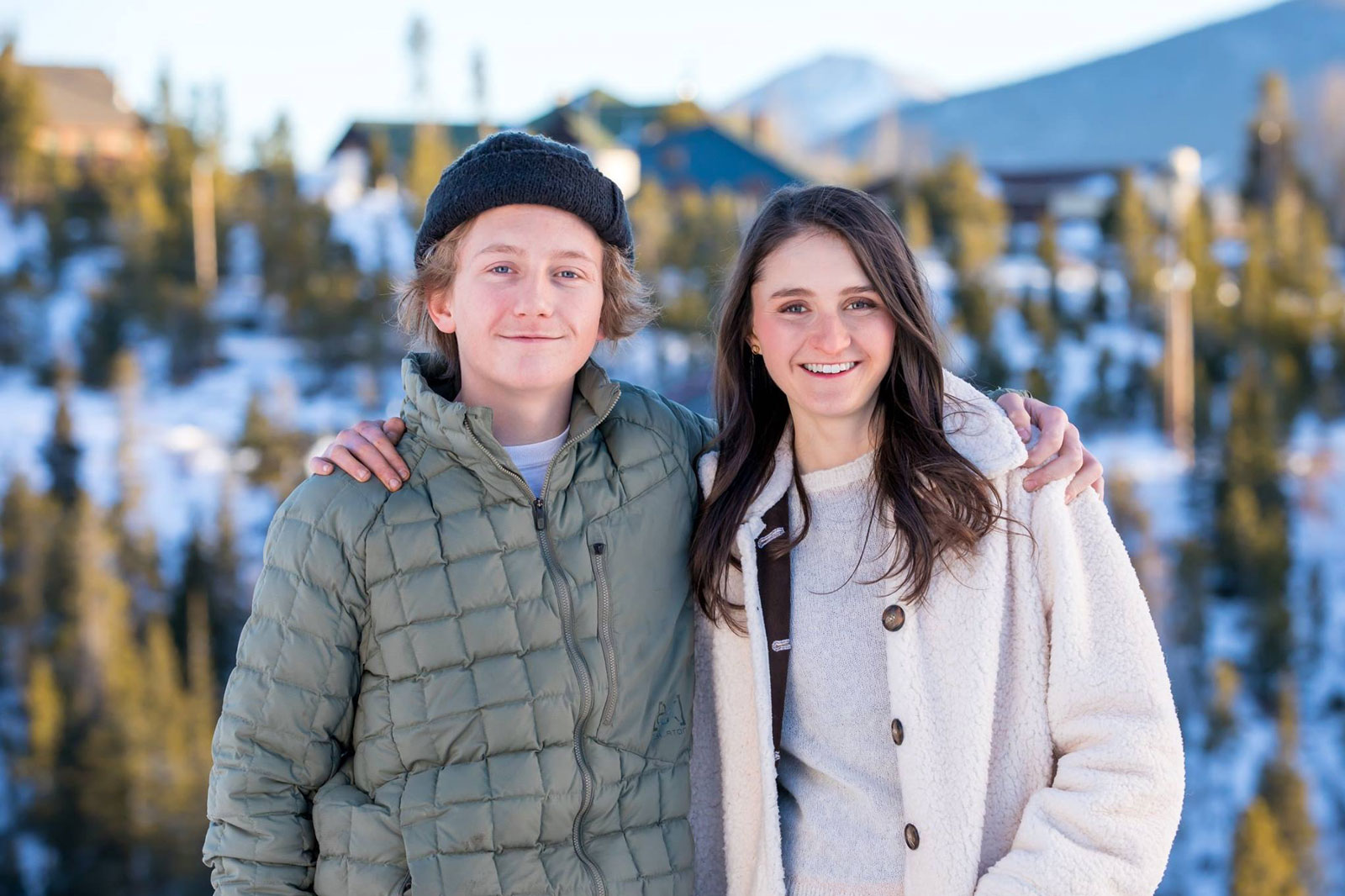 Tieghan and Red Gerard
