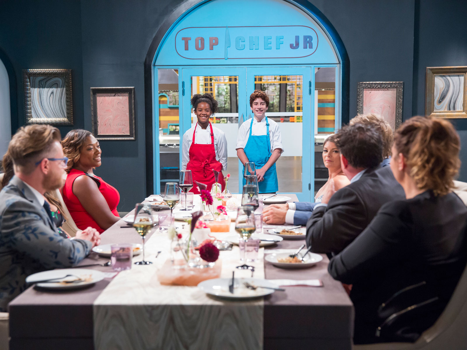 Top Chef Jr. Finalists