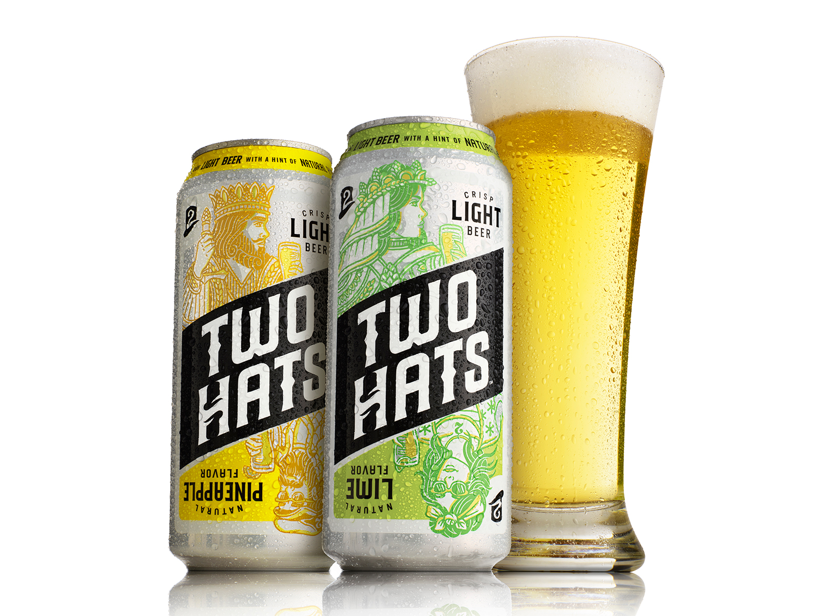 two hats millercoors