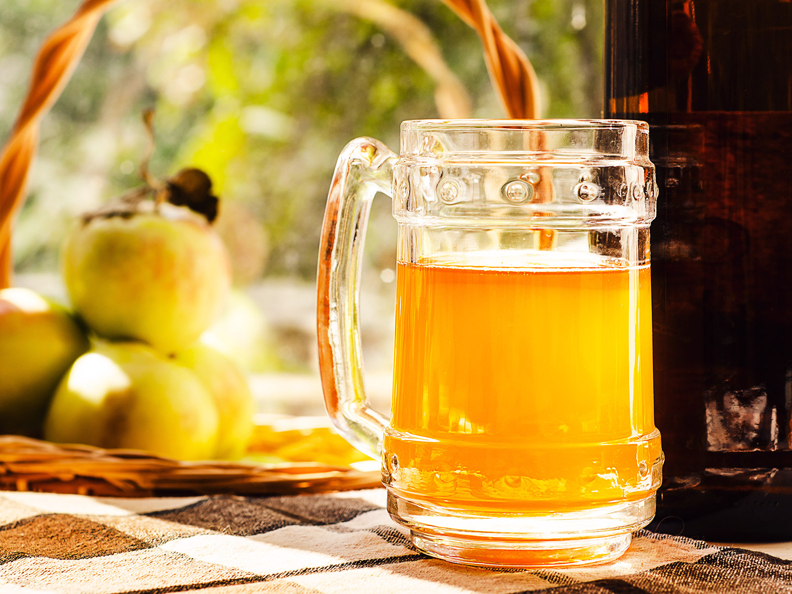 hard apple cider