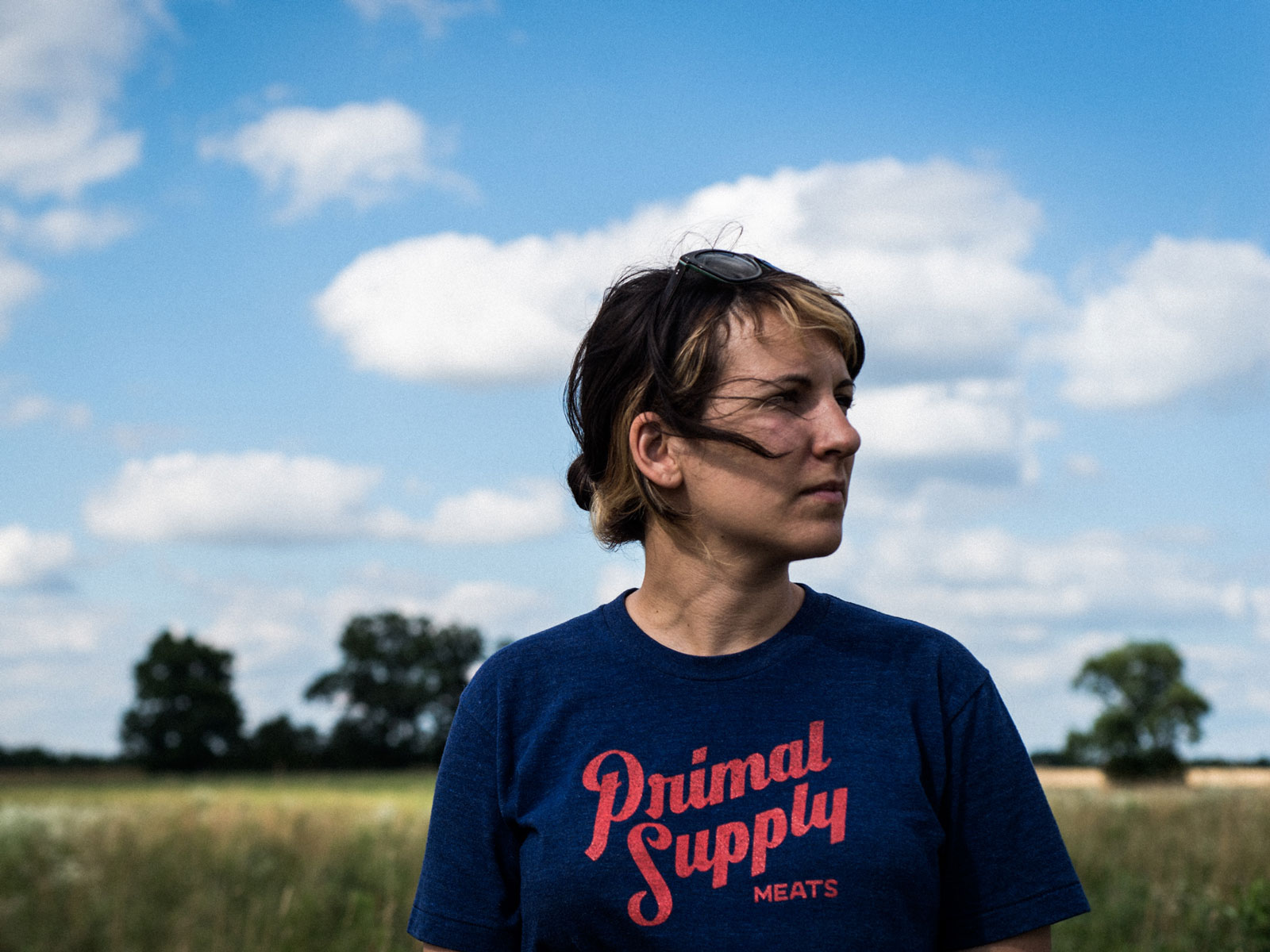 Heather of Primal Supply Meats