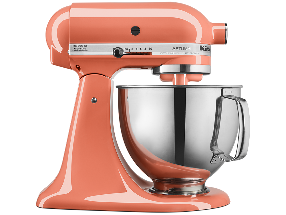 KitchenAid Stand Artisan Series 5 Quart Stand Mixer, 'Color of the Year' edition