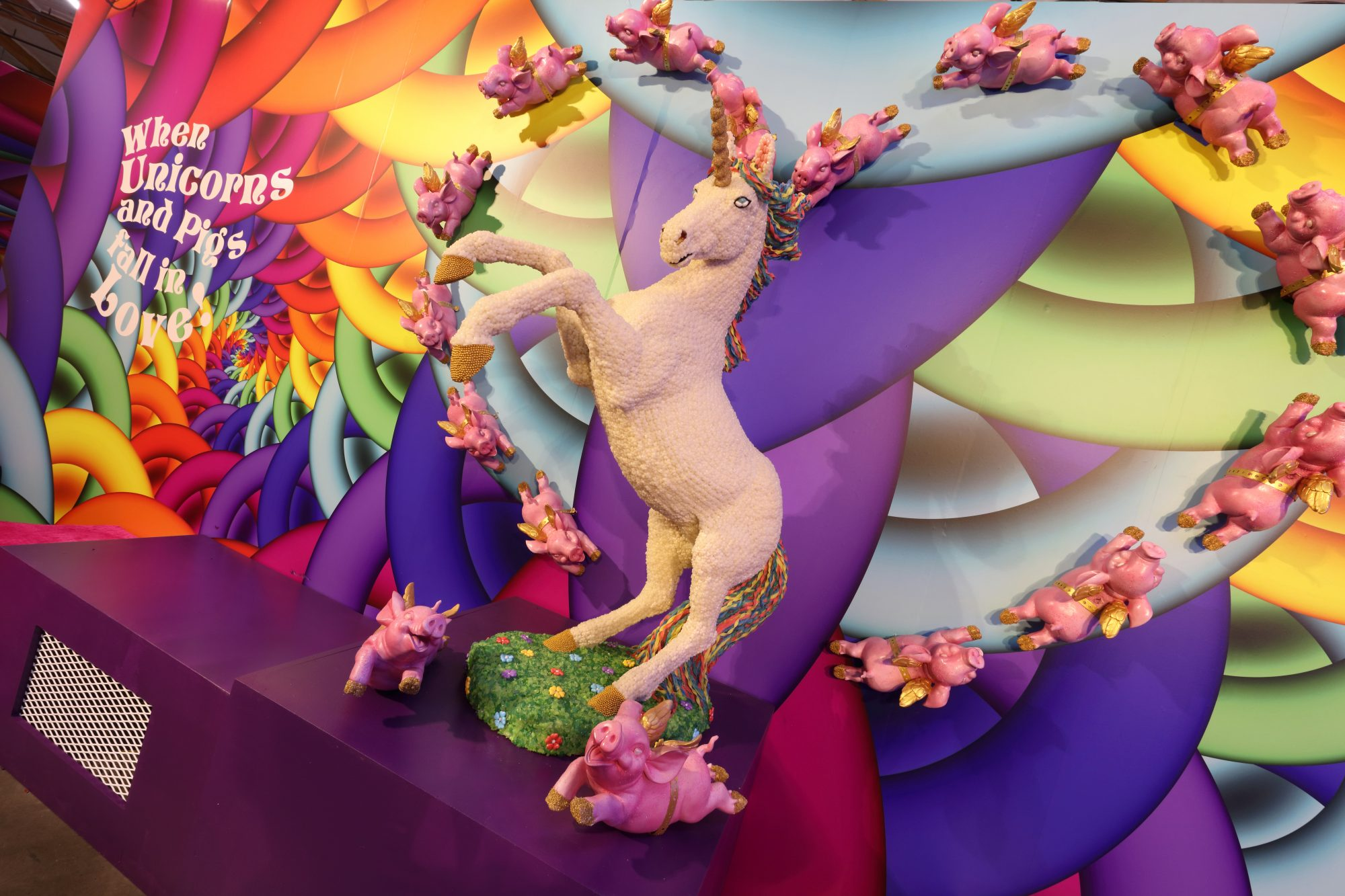 Here's What It's Like Inside L.A.'s New, Whimsical Candytopia