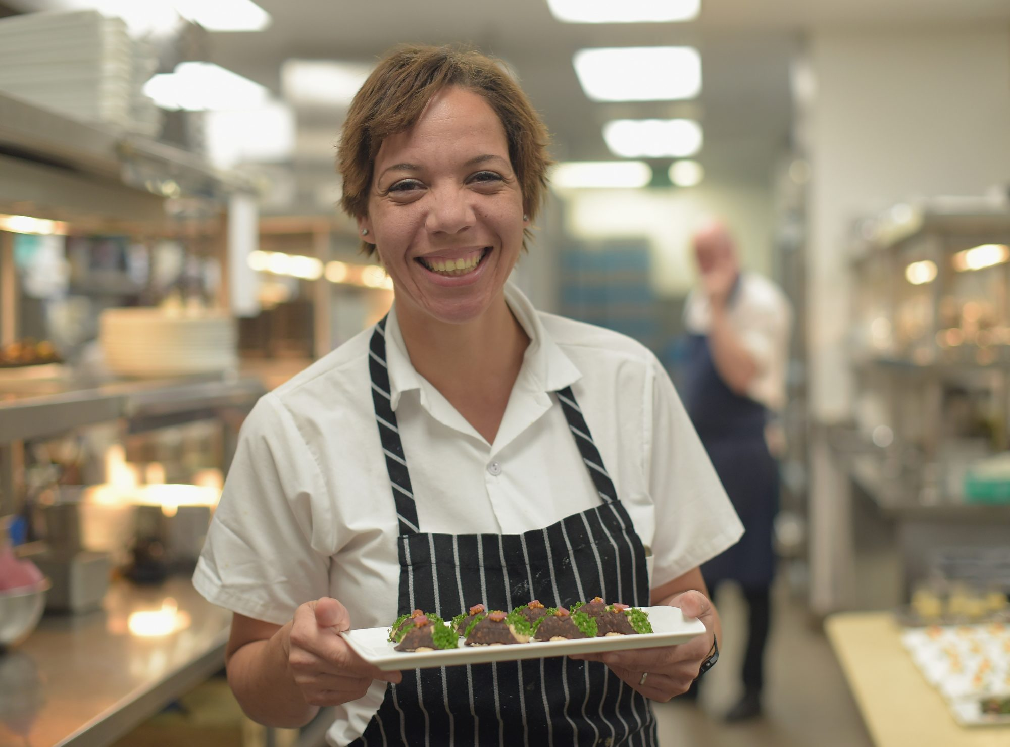 Nina Compton's Second New Orleans Restaurant Opens in Former Rice Mill
