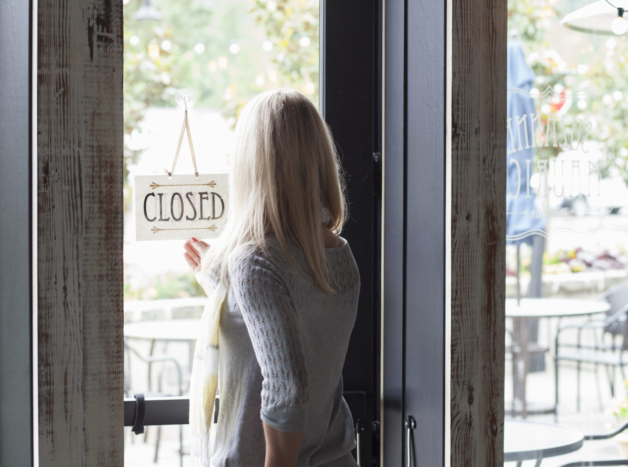 Closed restaurants - what restaurateurs learned from failing