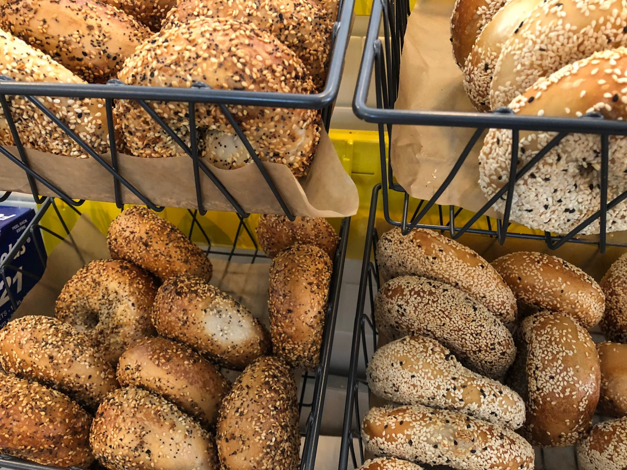 Can Houston Do Justice to New York-Style Bagels?
