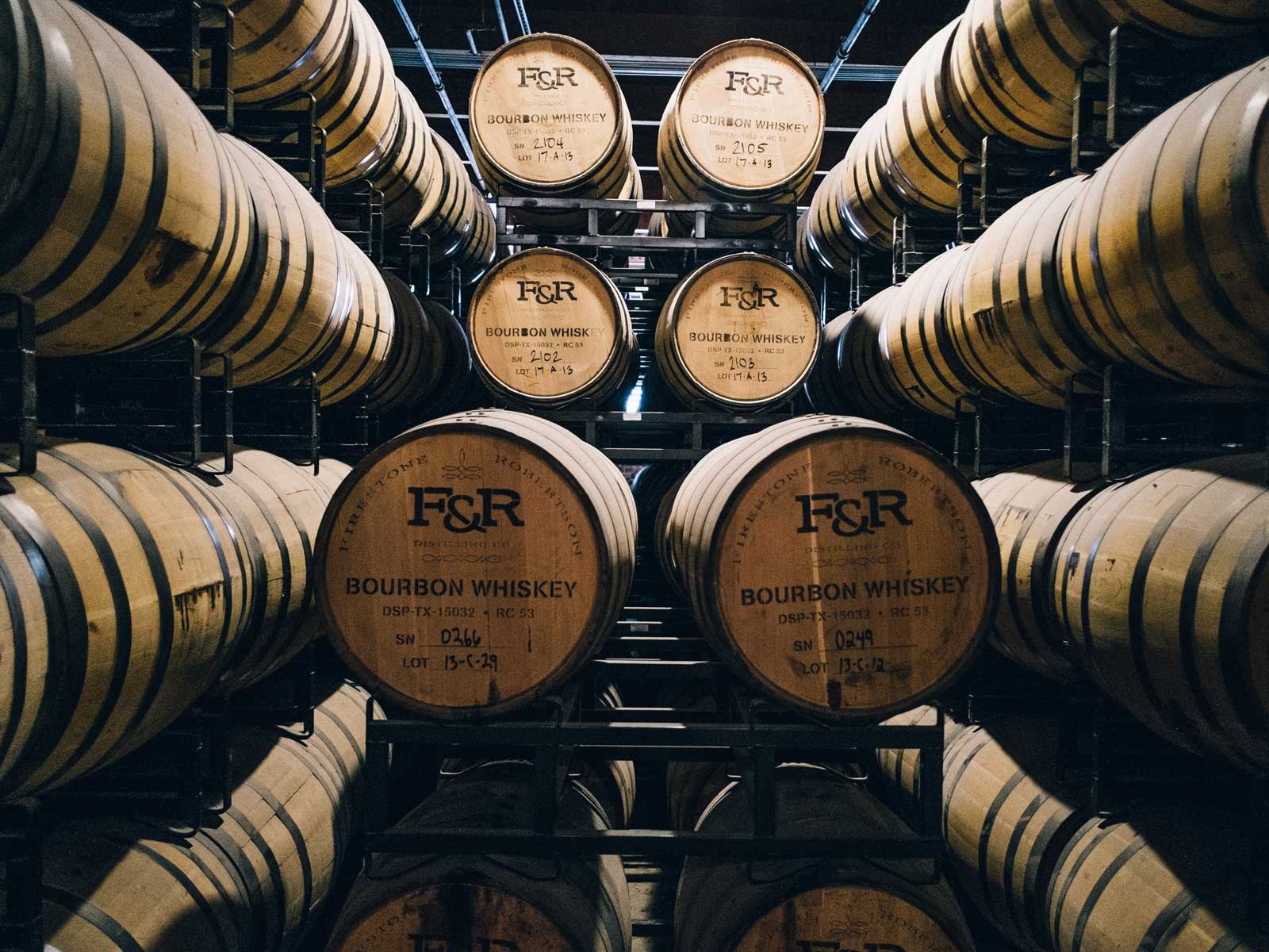 Photos: Inside the Largest Distillery West of the Mississippi