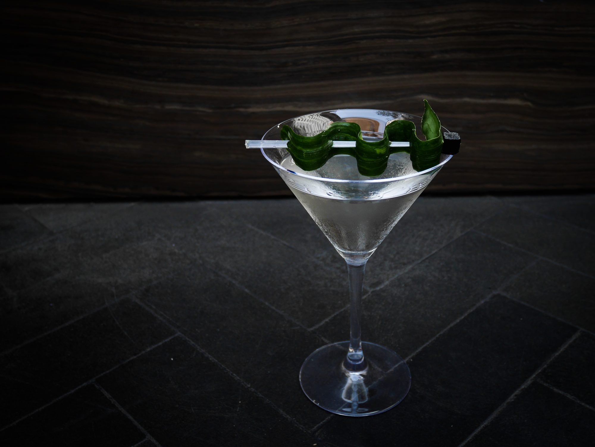 Would You Drink a $35 Caviar Martini?