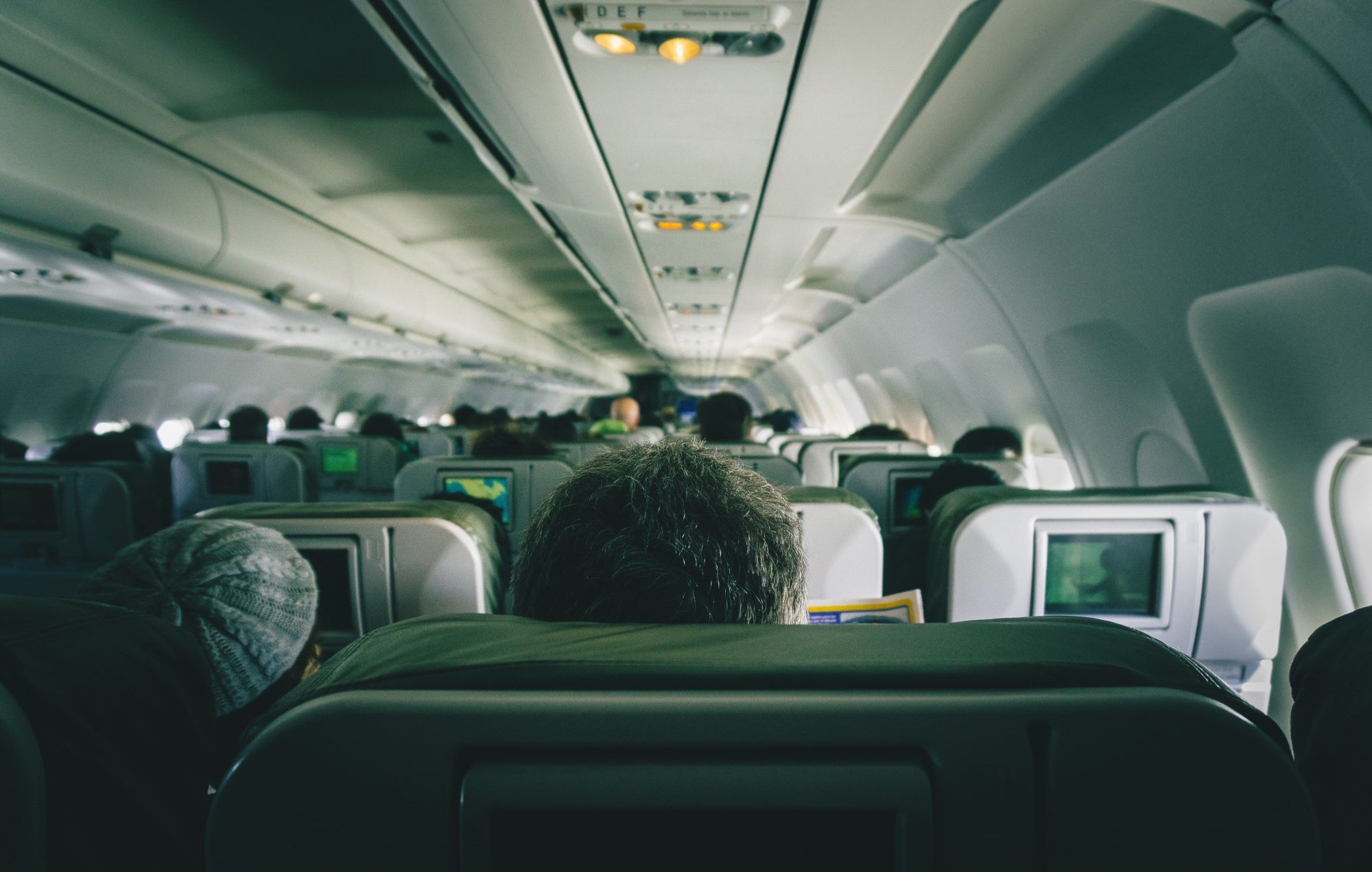 How to Avoid Getting Sick on a Plane, According to Science