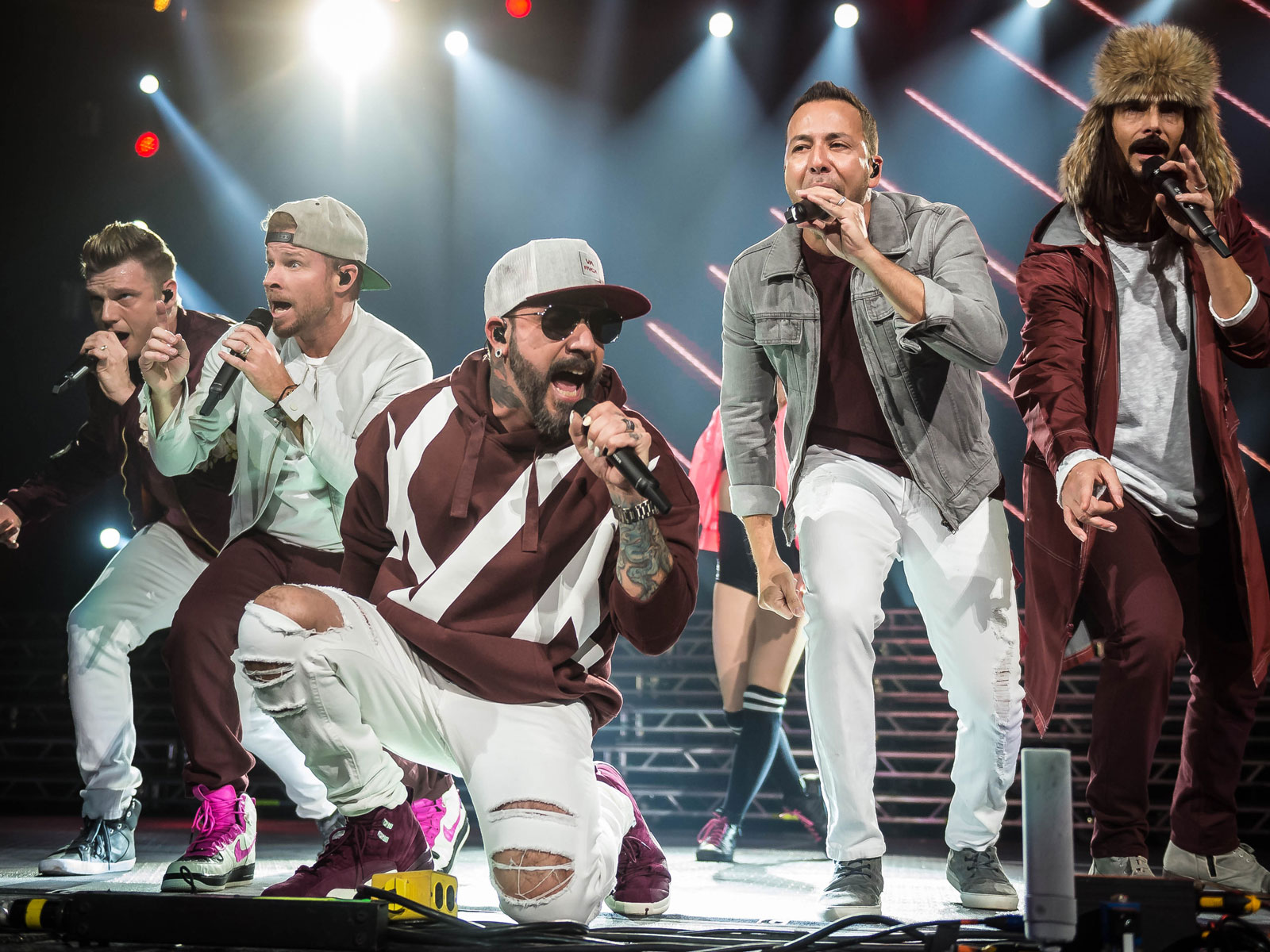 The Backstreet Boys Want to Get into the Tequila Business