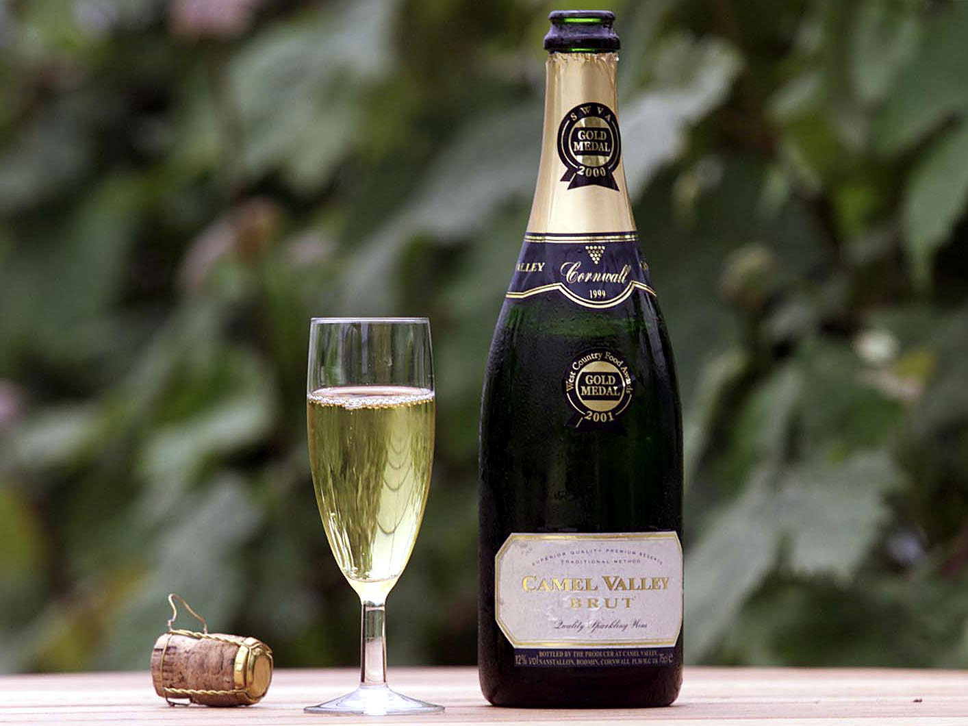 Camel Valley Brut