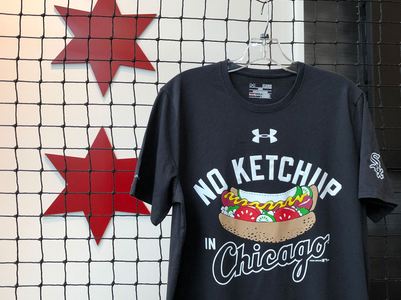 ca927152 Chicago White Sox Take a Stand With 'No Ketchup' T-Shirts | Food & Wine
