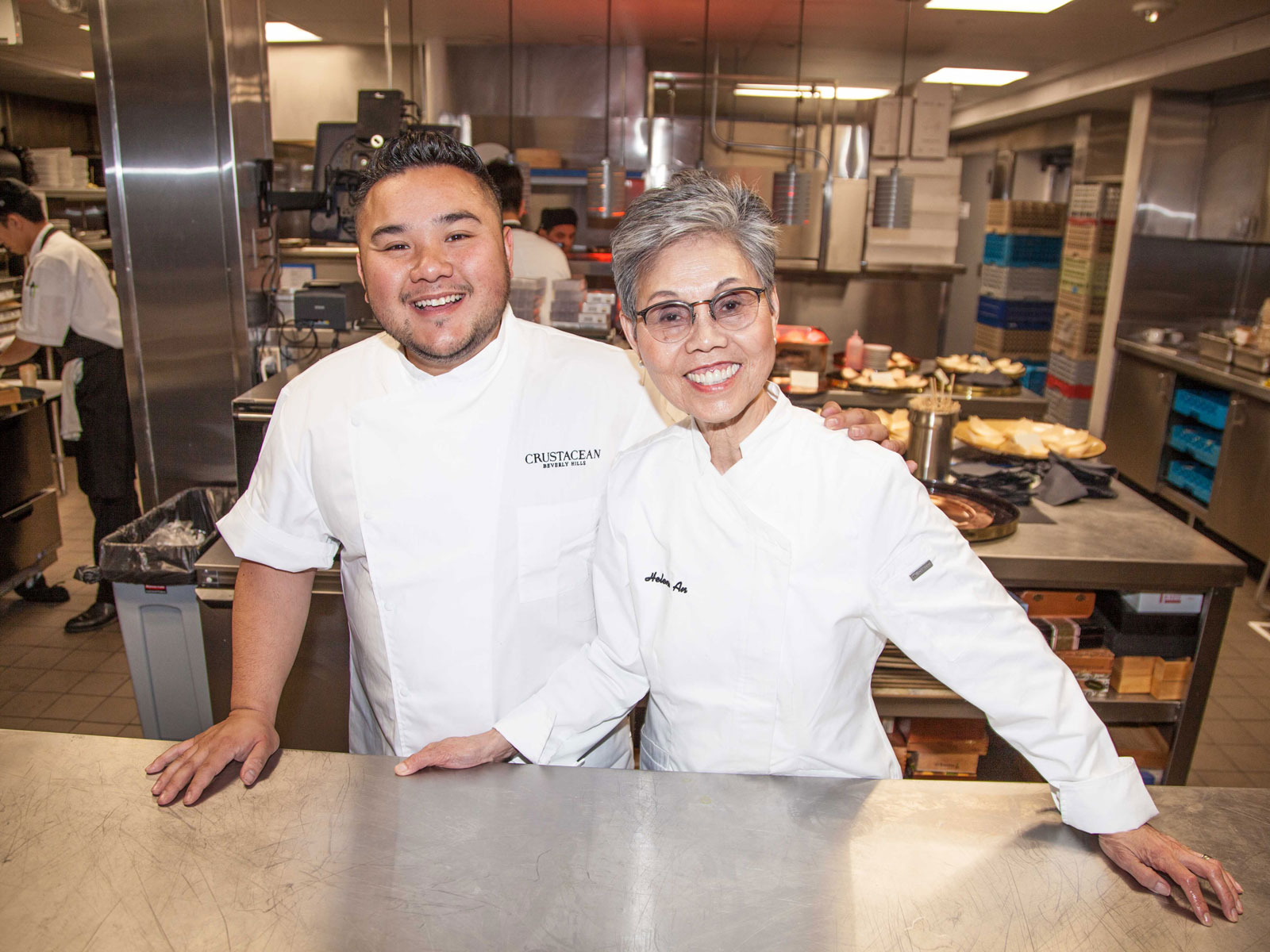 Smithsonian Honors L.A. Restaurant Icon Helene An with Pioneer Award