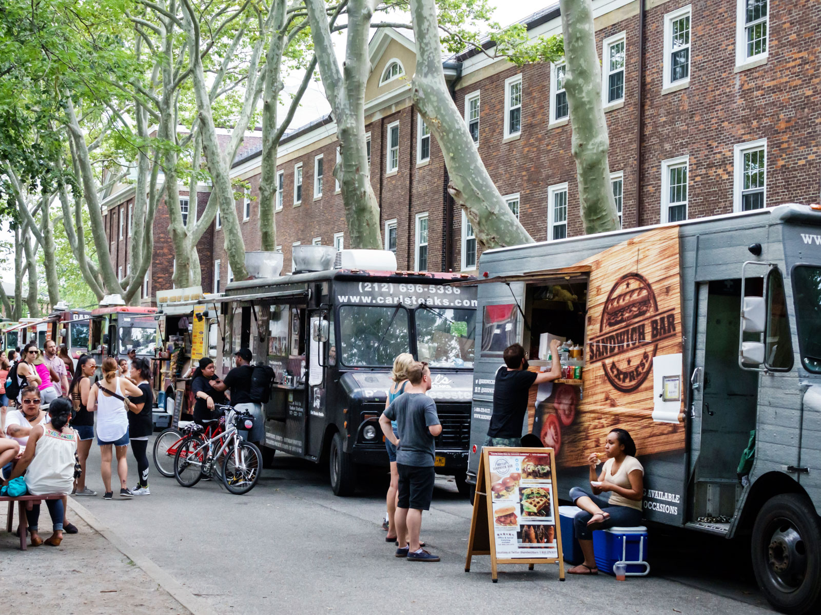 The Best and Worst Cities for Operating a Food Truck