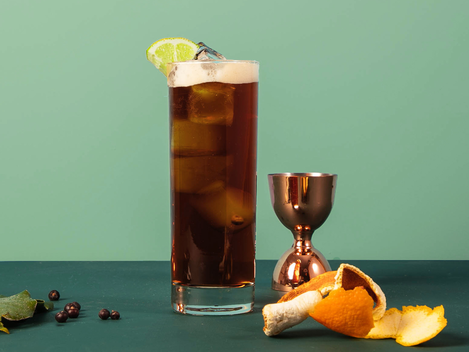 Starbucks gin-barrel aged cold brew