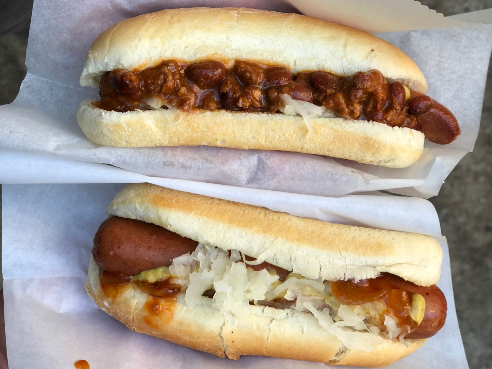 Halal Hot Dogs In New York
