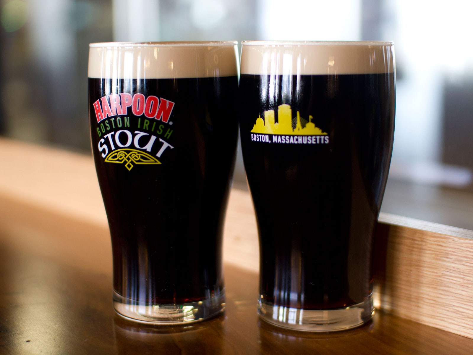 Harpoon Brewery Boston Irish Stout