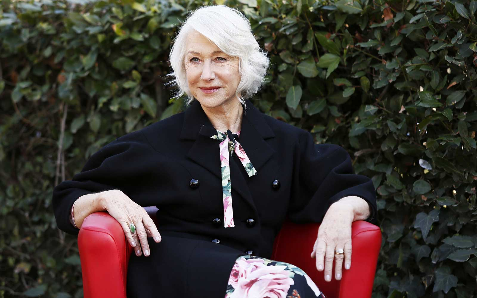 Why Helen Mirren Is the One Celebrity We'd Want to Take Along on a Road Trip