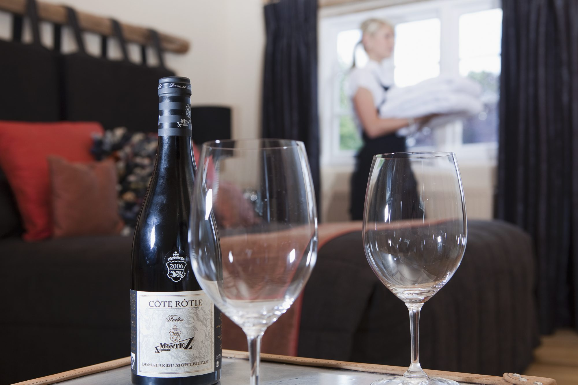 Your Next Hotel Room Might Offer Wine On Tap