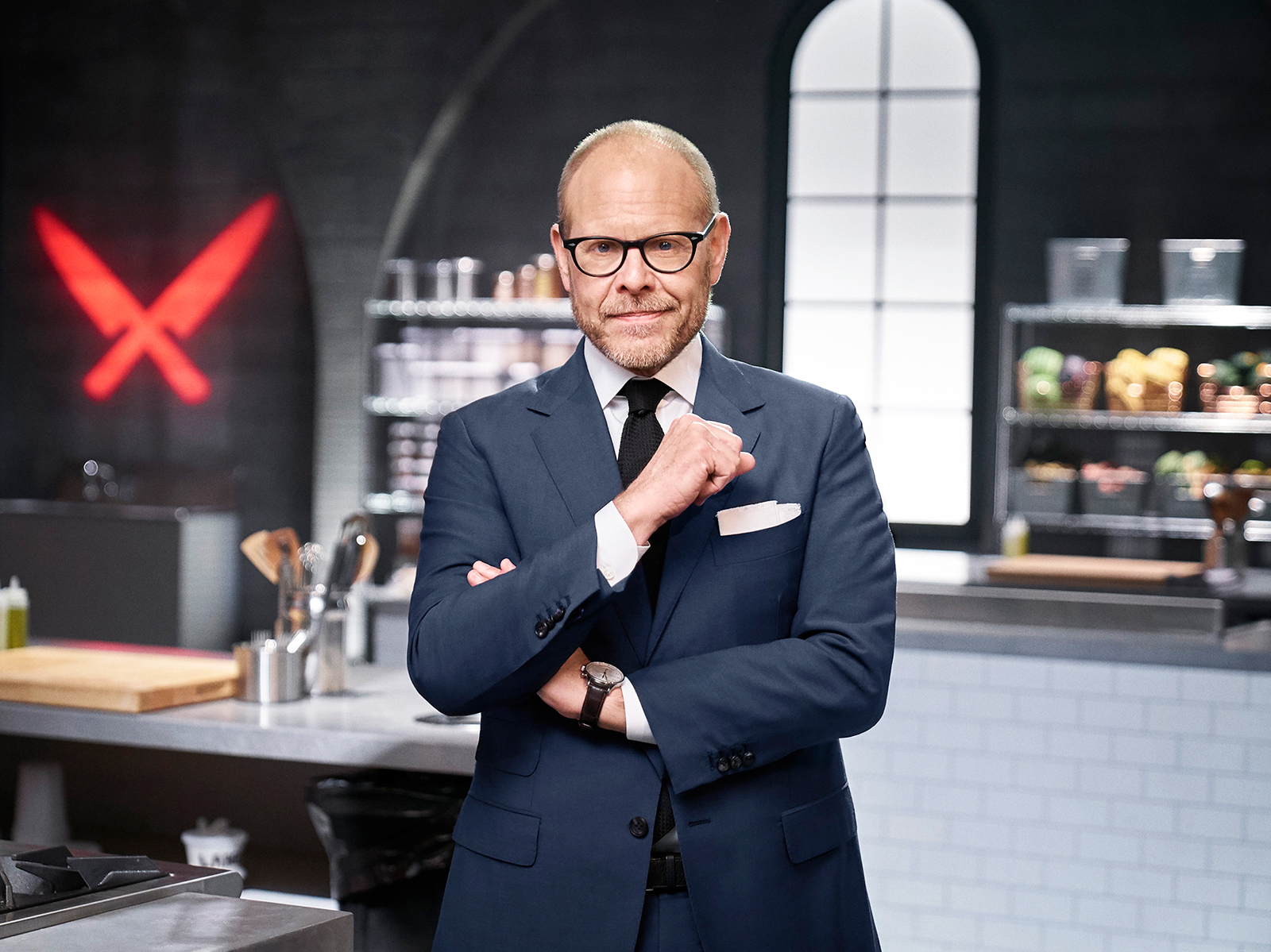 return of iron chef gauntlet