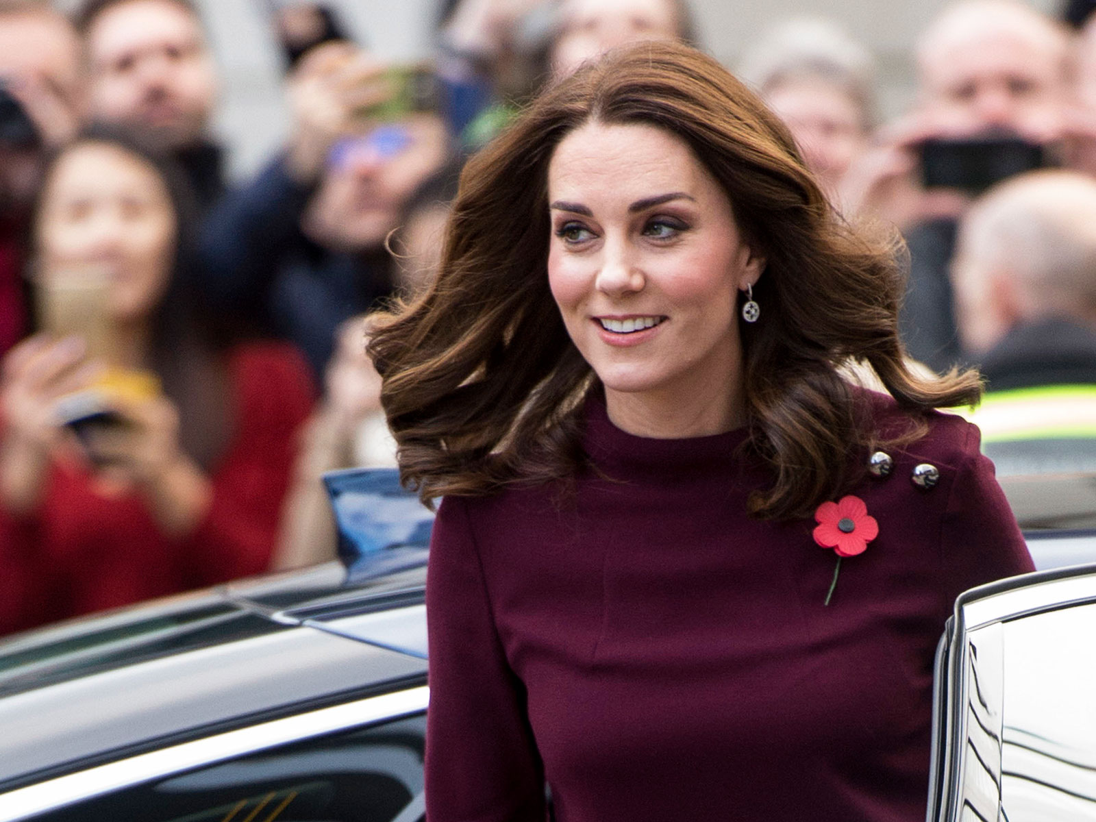 Kate Middleton Couldn't Resist Making a Face While Trying ...