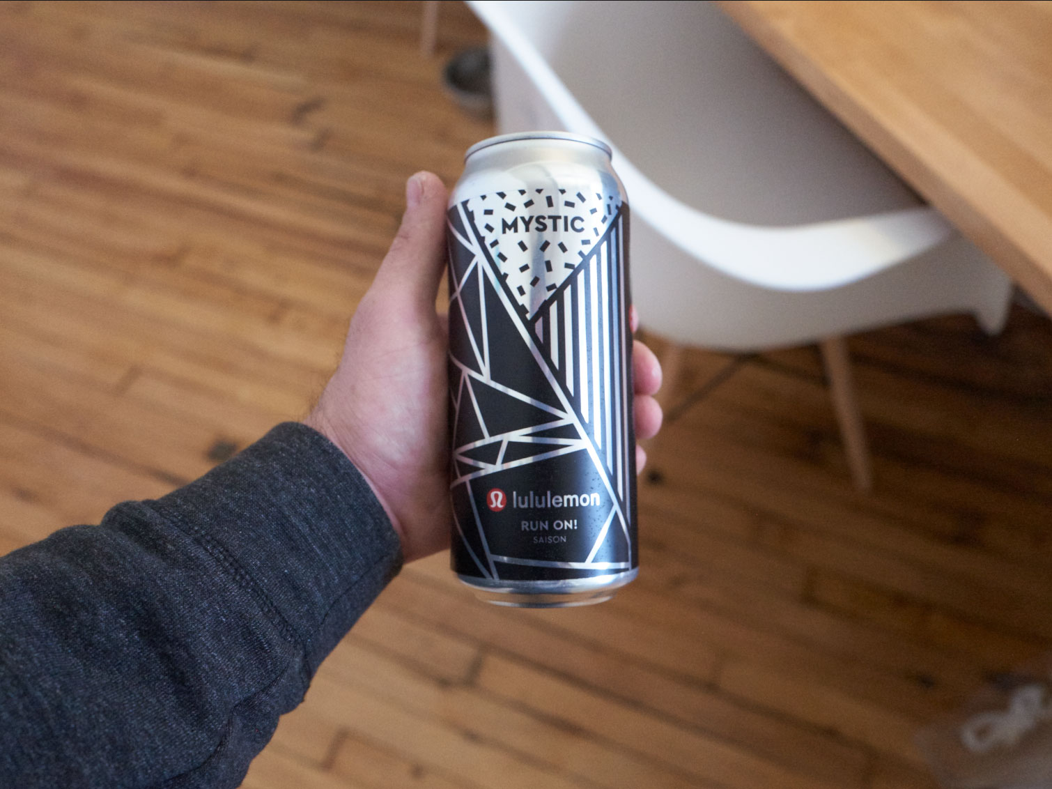 Lululemon Made a Beer Just for Boston Marathon Runners